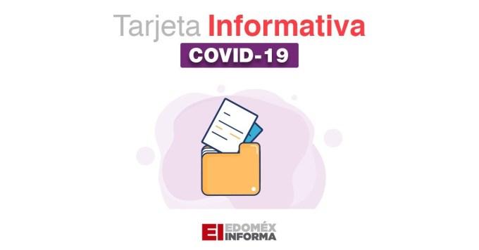 22,880 MEXIQUENSES SUPERAN #COVID-19, NOTIFICA LA SECRETARÍA DE SALUD. 1