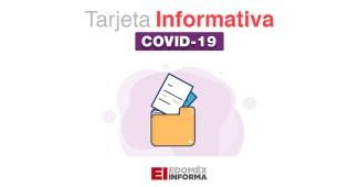 #EDOMÉX SUMA 23,340 ALTAS SANITARIAS DE PACIENTES DE #COVID-19. 1
