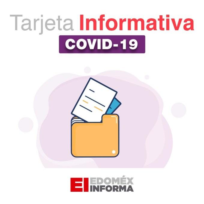 NOTIFICA SALUD EDOMÉX 42,785 MEXIQUENSES RECUPERADOS DE #COVID-19. 4