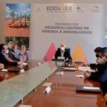 ALFREDO DEL MAZO SE REÚNE CON DESARROLLADORES INMOBILIARIOS; CONTINÚA LA REACTIVACIÓN ECONÓMICA DEL #EDOMÉX. 12