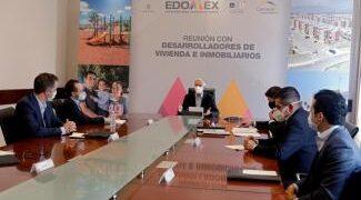 ALFREDO DEL MAZO SE REÚNE CON DESARROLLADORES INMOBILIARIOS; CONTINÚA LA REACTIVACIÓN ECONÓMICA DEL #EDOMÉX. 11