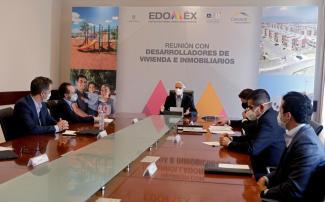 ALFREDO DEL MAZO SE REÚNE CON DESARROLLADORES INMOBILIARIOS; CONTINÚA LA REACTIVACIÓN ECONÓMICA DEL #EDOMÉX. 4