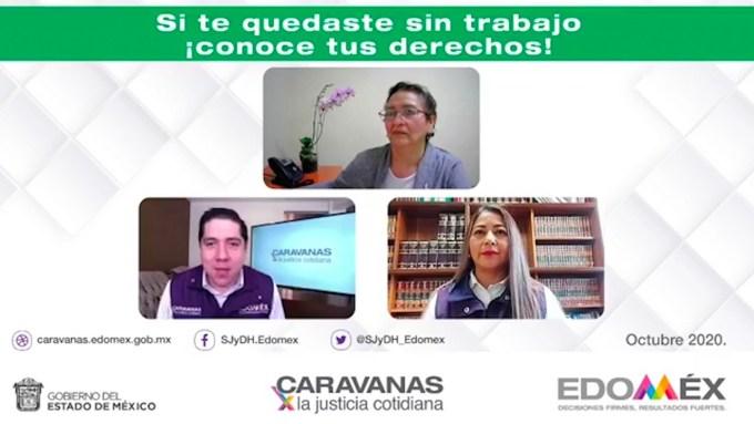 #EDOMÉX PROTEGE DERECHOS LABORALES DE LAS Y LOS TRABAJADORES. 1