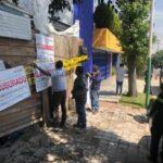 #PROPAEM CLAUSURA CONSTRUCCIONES REALIZADAS SOBRE ÁREAS NATURALES PROTEGIDAS. 19