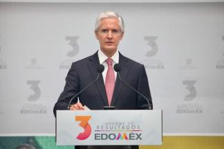 TIENE EDOMÉX ECONOMÍA CON SENTIDO SOCIAL Y CON CONDICIONES PARA LA INVERSIÓN Y SEGUIR GENERANDO EMPLEOS: ALFREDO DEL MAZO. 7