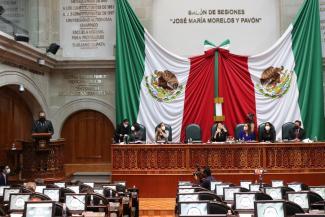 #EDOMÉX TRABAJA PARA GARANTIZAR LA JUSTICIA COTIDIANA. 8
