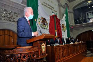 EN EL #EDOMÉX SE IMPULSAN POLÍTICAS PÚBLICAS SOSTENIBLES PARA PRESERVAR EL EQUILIBRIO ECOLÓGICO. 1