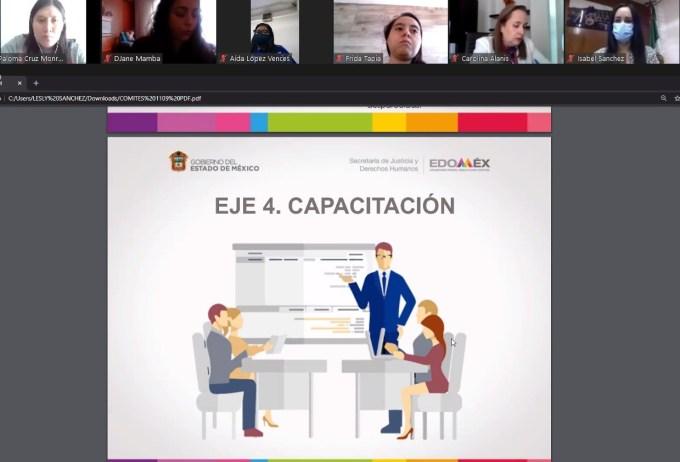 #GEM RESPALDA A VÍCTIMAS DE MANIFESTACIÓN Y PIDE INTERVENCIÓN DE LA #CODHEM. 4