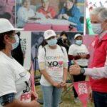 SEÑALA ALFREDO DEL MAZO QUE A TRAVÉS DEL SALARIO ROSA SE RECONOCE EL TRABAJO DE LAS JEFAS DE FAMILIA MEXIQUENSES. 6