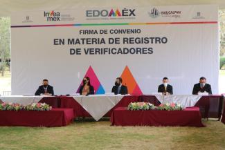 COLABORAN #EDOMÉX Y NAUCALPAN EN REGISTRO DE VEERIFICADORES MUNICIPALES. 1