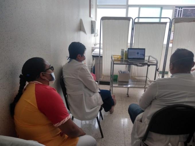 #ISSEMYM IMPLEMENTA UNIDADES MÉDICAS MÓVILES ANTE EMERGENCIA SANITARIA. 1