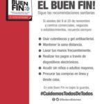 COLABORA SECTOR PÚBLICO Y PRIVADO PARA GARANTIZAR SALUD DE CONSUMIDORES DURANTE EL BUEN FIN 2020. 5