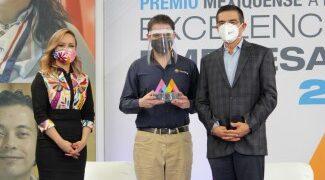 #GEM OTORGA PREMIO MEXIQUENSE A LA EXCELENCIA EMPRESARIAL 2019. 12