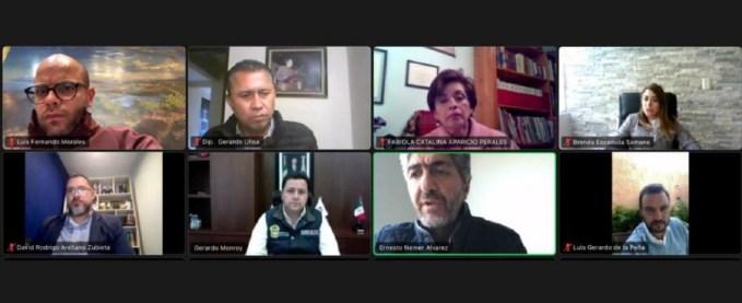 INSTALAN CONSEJO DE PREMIACIÓN PARA LA PRESEA ESTADO DE MÉXICO 2020. 4