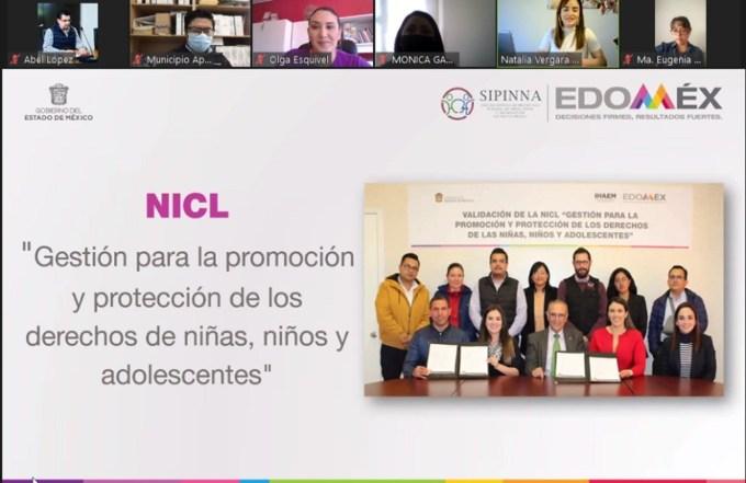 #GEM PROMUEVE ACCIONES A FAVOR DE LA NIÑEZ Y ADOLESCENCIA. 4