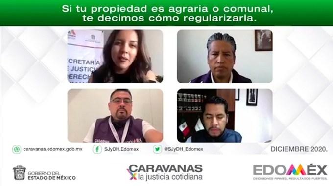 CARAVANAS EN LÍNEA EFICIENTAN ACCIONES DE CARAVANAS ITINERANTES. 4