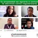 CARAVANAS EN LÍNEA EFICIENTAN ACCIONES DE CARAVANAS ITINERANTES. 7