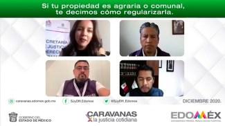 CARAVANAS EN LÍNEA EFICIENTAN ACCIONES DE CARAVANAS ITINERANTES. 1