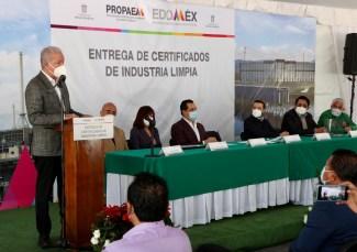 #GEM OTORGA A UNIDADES HOSPITALARIAS DEL #EDOMÉX CERTIFICADOS DE LOGRO AMBIENTAL. 1