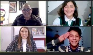 #GEM TRABAJA CON NIÑOS Y ADOLESCENTES EN LA PREVENCIÓN DE TRATA DE PERSONAS. 1