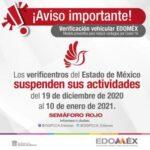 ¡CIERRAN VERIFICENTROS EN #EDOMÉX! 5