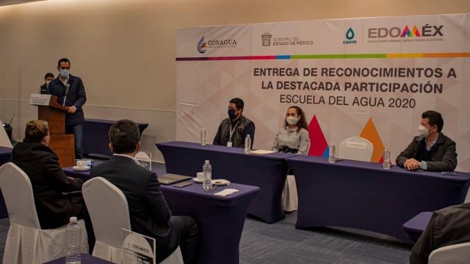 ENCABEZA #CAEM ESCUELA DEL AGUA 2020; PARTICIPAN ORGANISMOS OPERADORES. 4