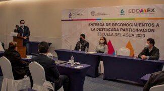 ENCABEZA #CAEM ESCUELA DEL AGUA 2020; PARTICIPAN ORGANISMOS OPERADORES. 11