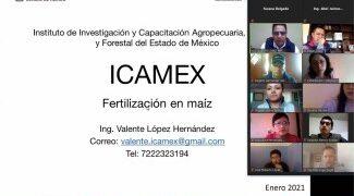 #GEM FORMA A INGENIEROS AGRÓNOMOS EN EL MANEJO DEL MAÍZ MEXIQUENSE. #JAPEM ORIENTA A CIUDADANOS INTERESADOS EN CREAR UNA ORGANIZ... 10