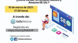 #GEM Y AMAZON CAPACITAN A MIPYMES MEXIQUENSES SOBRE VENTAS ELECTRÓNICAS. 8 ESTABLECIMIENTOS QUEBRANTAN SELLOS DE #COPRISEM; INTE... 23